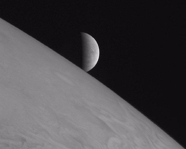 Una nueva criatura marina en la Antártida podría revelar si hay vida en la luna congelada de Júpiter