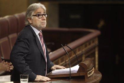 """CiU pide a Rajoy """"política en mayúsculas"""" para resolver """"la cuestión catalana"""", que es un problema """"real"""" y no un """"bluf"""""""