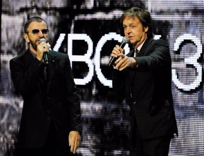 Paul McCartney y Ringo Starr rendirán tributo a The Beatles