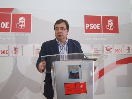 """Vara celebra el """"cambio"""" en el """"seno"""" del PSC porque """"las cosas están mucho más claras en Cataluña"""""""