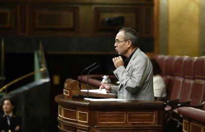 """IU-ICV acusa a Rajoy de ser un """"fariseo del siglo XXI"""" que predica la """"austeridad pero no la practica"""""""
