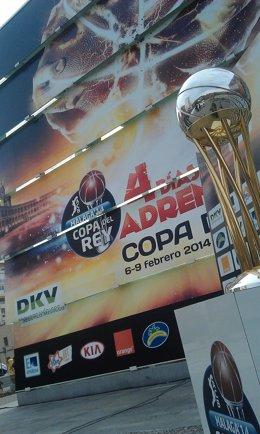 Trofeo de la Copa del Rey de Málaga 2014