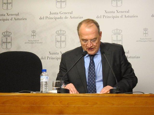 José Agustín Cuervas-Mons, diputado del PP