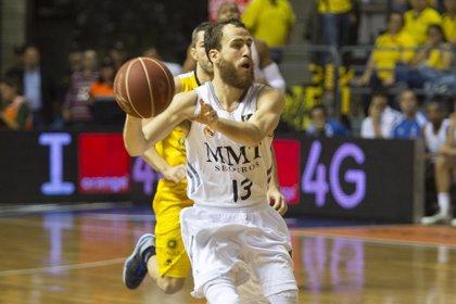 Sergio Rodríguez es el máximo aspirante a 'MVP' y Rudy el más espectacular de la Euroliga