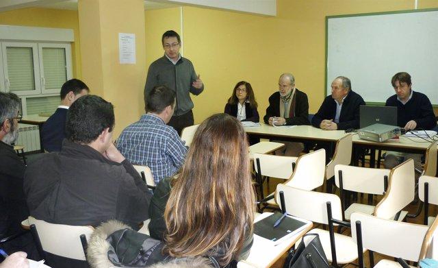 Presentación en Campoo