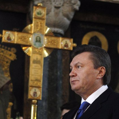 El presidente de Ucrania acepta reunirse con los líderes opositores