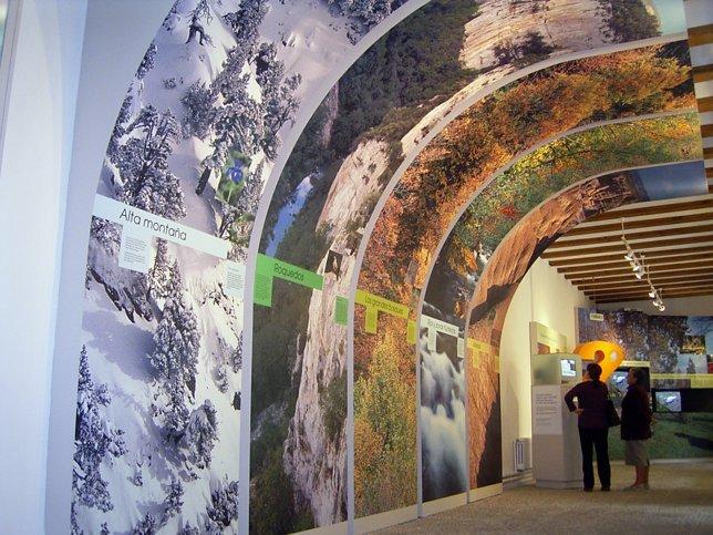 Museo de Educación Ambiental de Pamplona.