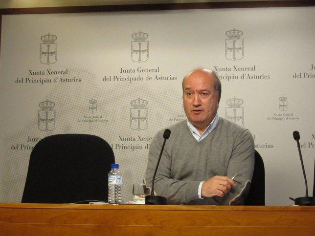 Luis Venta, diputado del PP