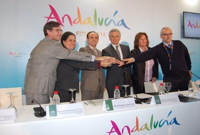 Acuerdo para impulsar el segmento de cruceros en Andalucía