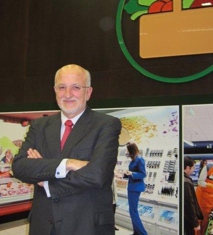 Juan Roig, junto a Emilio Botín y Amancio Ortega, es uno de los tres empresarios más influyentes de España
