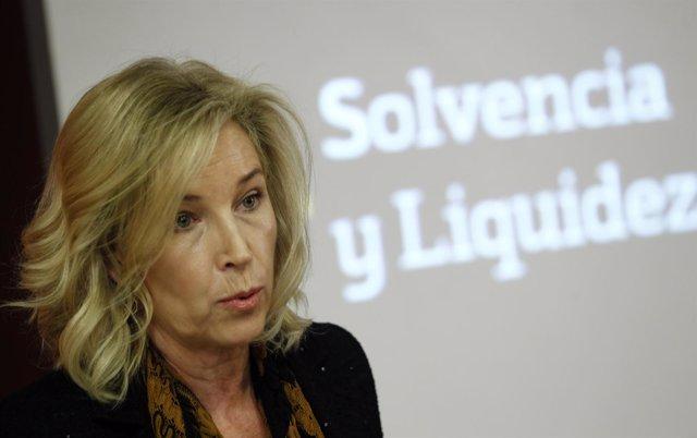 La consejera delegada de Bankinter, María Dolores Dancausa