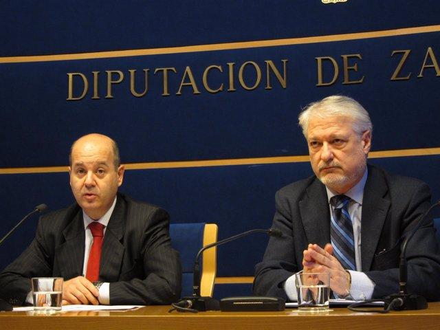 Moreno y Larqué han presentado el nuevo canal de DPZ en Youtube
