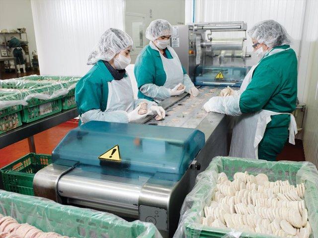Empresa agroalimentaria de (Dueñas ) Palencia