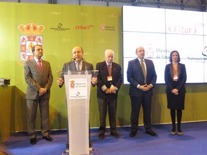 Granada.-Turismo.-Fitur.- Diputación destaca la unión de sector y administración para potenciar el turismo en Granada
