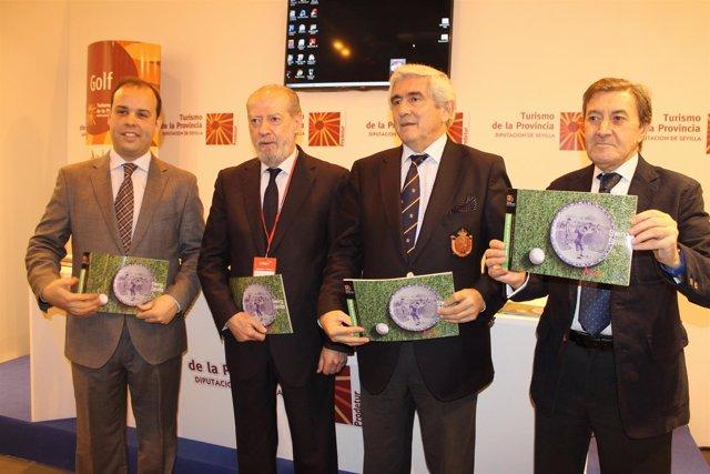 Presentación del producto 'Swing Sevilla' en Fitur