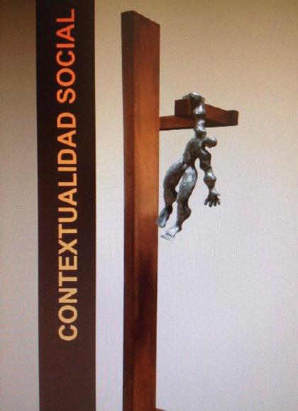 El Centro Cultural San Clemente de Toledo acoge hasta este sábado la muestra de Moisés Gil 'Contextualidad social'