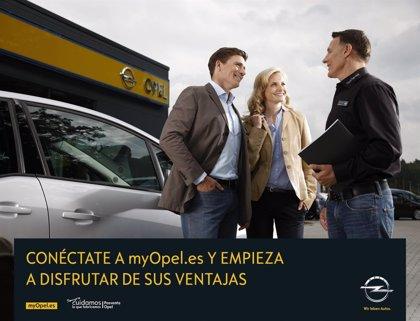 La web de servicios al cliente de Opel supera los 110.000 usuarios
