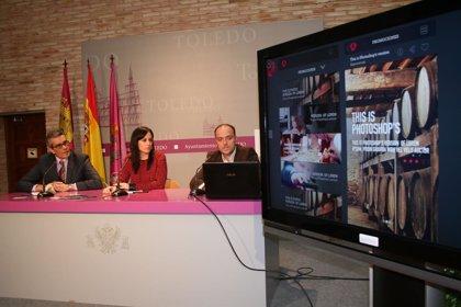 """Nueva aplicación de turismo para """"mejorar la visita a Toledo"""""""