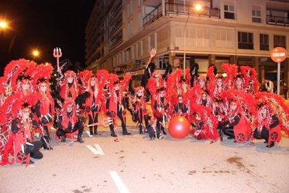 Laredo convoca el concurso del cartel de Carnaval