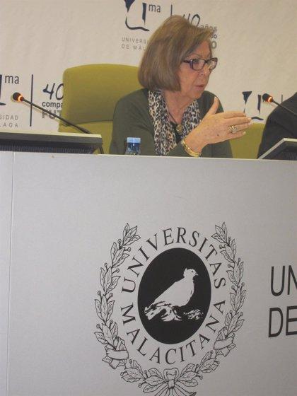 """La rectora de la UMA ve """"fatal"""" que se limiten las estancias de los erasmus universitarios a un semestre"""