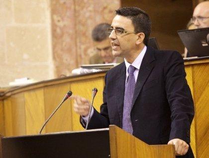 """PSOE-A reclama a Zoido que acepte las propuestas de Díaz en su debate de """"desinvestidura"""" como presidente del PP-A"""