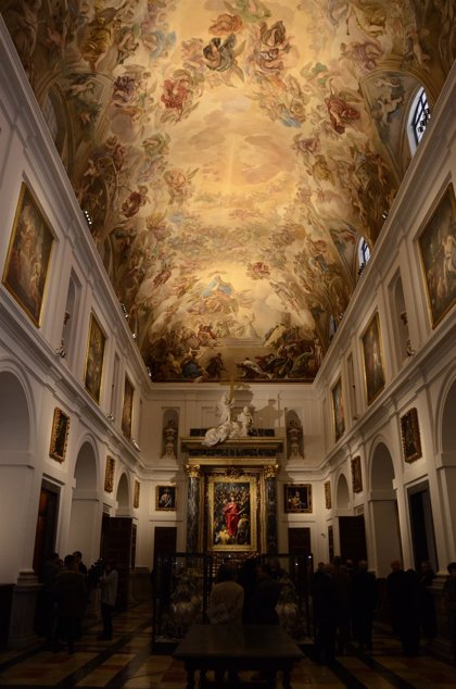 'El Expolio' de El Greco, gratis este jueves en la Catedral
