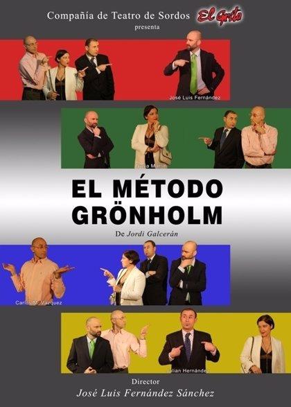 La compañía de Teatro de Sordos El Grito presentará 'El método Gronholm' en Las Palmas de Gran Canaria