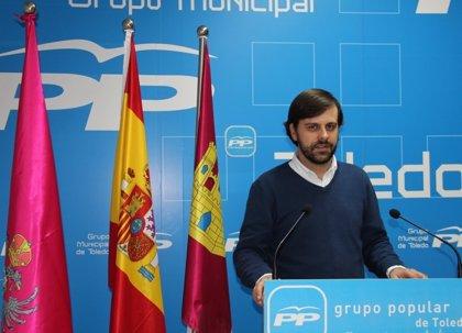 """PP Toledo asegura que Page """"se niega a seguir el consejo que todos le hacen de que sanee las cuentas"""" del Ayuntamiento"""