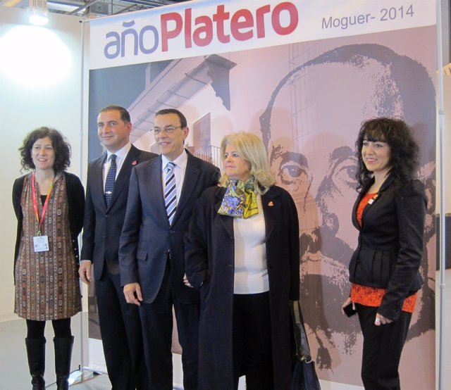 Diputación de Huelva y 'Platero y yo', en Fitur