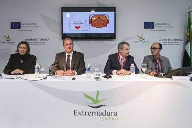 Gobierno Extremadura, Fitur