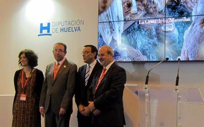 Huelva.-Turismo.-Fitur.- La 'Gruta de las Maravillas' abre dos nuevas salas en el año del centenario de su apertura