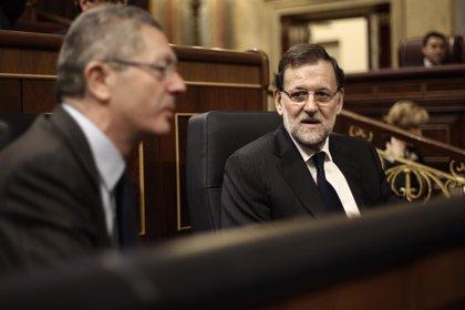 """Gallardón asegura que el Gobierno no ha dado """"ninguna orden"""" a la Fiscalía: """"Eso se habría sabido"""""""