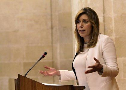 """Díaz pide a PP-A no comparar actuación de Junta con la de UE ante ayudas a UGT, porque cada uno está haciendo """"lo suyo"""""""