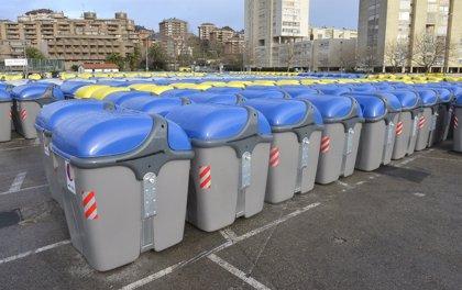 Santander.- Renovados los contenedores en superficie de 9 de las 15 rutas de la ciudad