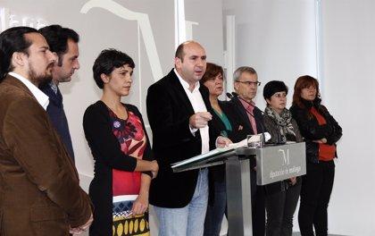 """PSOE e IU exigen la celebración de un pleno extraordinario en la Diputación para debatir las mociones """"vetadas"""""""