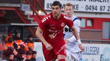 El Valladolid refuerza su defensa con el central serbio Stefan Mitrovic
