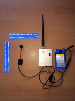 Sistema electrónico intervenido
