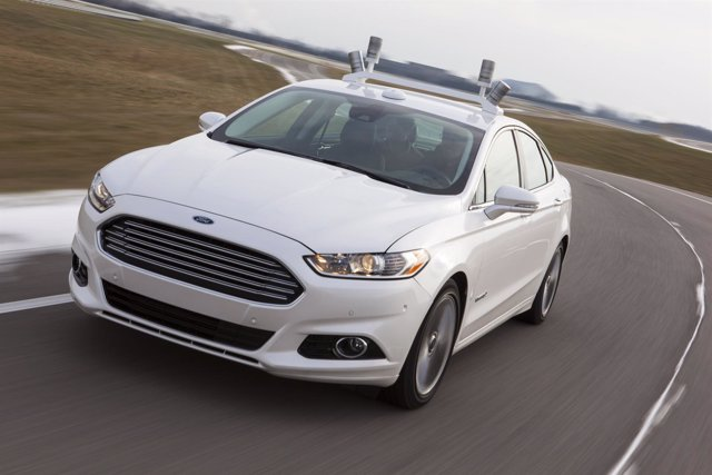 Ford Fusion automatizado