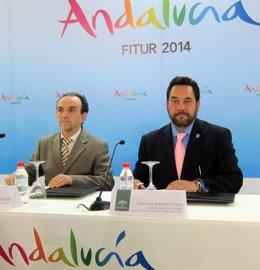 Firma del acuerdo con Querétaro (México)
