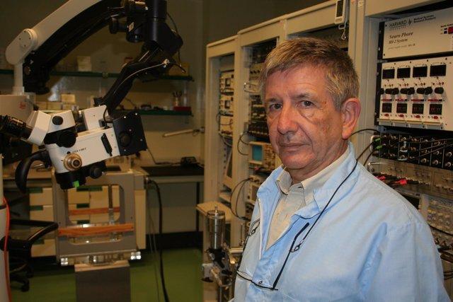 El profesor de la UPO José María Delgado