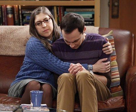 Sheldon y Amy de 'The Big Bang Theory' darán un paso más en su relación
