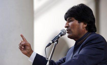 Bolivia.- Morales asegura que ninguna de sus ministros ha sido corrupto y desafía a cualquiera a investigarlos