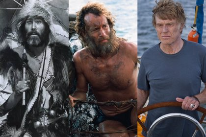 Mitos a la deriva: De Robinson Crusoe a Robert Redford