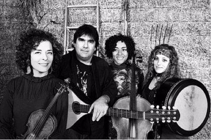 La formación de música tradicional Cira Qu desembarca mañana en los Conciertos de la Estufa de Arrabal (Valladolid)