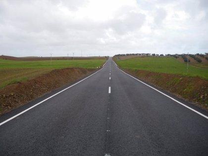 La Diputación de Badajoz saca a licitación las obras de refuerzo del firme de la carretera provincial BA-120