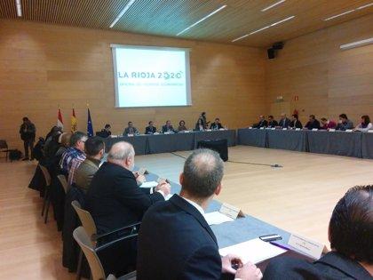 La Oficina Económica de La Rioja definirá objetivos en agricultura, industria, construcción y servicios para 2020