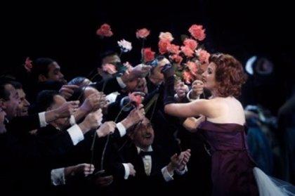 Baluarte estrena este jueves la ópera de Verdi 'La Traviata'