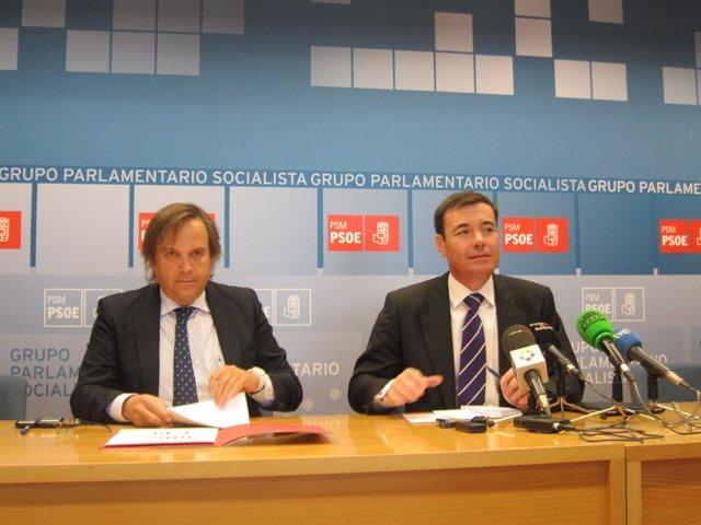 Antonio Carmona Y Tomás Gómez