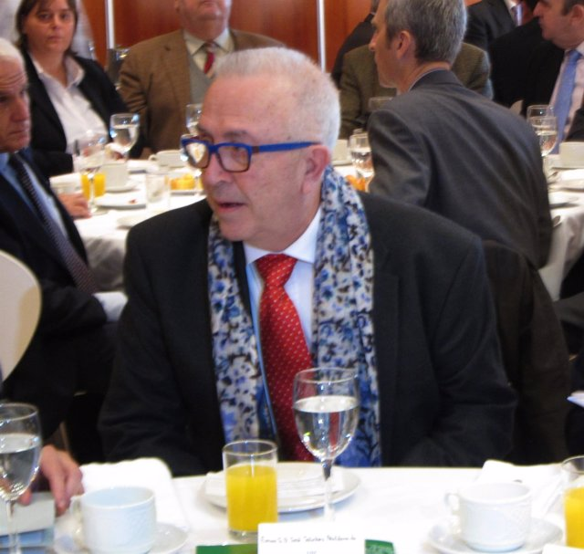 Sánchez Maldonado, hoy en un desayuno-coloquio