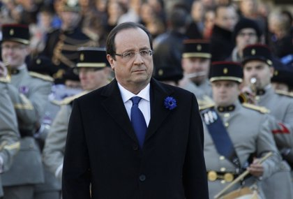 El Papa recibe este viernes al presidente francés François Hollande
